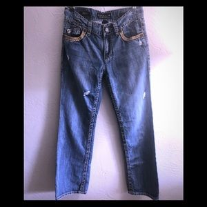 Affliction Los Angeles Cooper Relaxed Jean